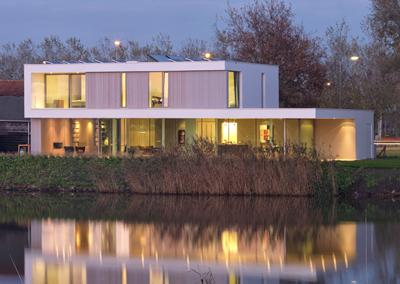 Luxe villa Terheijden